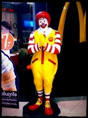Thai Ronald McDonald [H364/68]