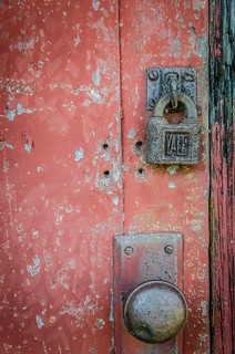 Yale Lock and Door Knob