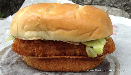 Review lightning round fast food fish sandwich edition for Fast food fish sandwich