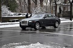 sports car(0.0), automobile(1.0), automotive exterior(1.0), rolls-royce(1.0), rolls-royce wraith(1.0), wheel(1.0), vehicle(1.0), snow(1.0), automotive design(1.0), rolls-royce phantom(1.0), sedan(1.0), land vehicle(1.0), luxury vehicle(1.0),