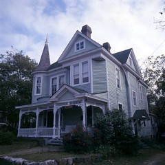 Home in the North Hill Preservation District: Pensacola, Florida