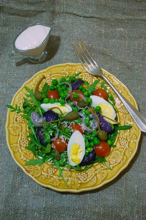 Каринин салат