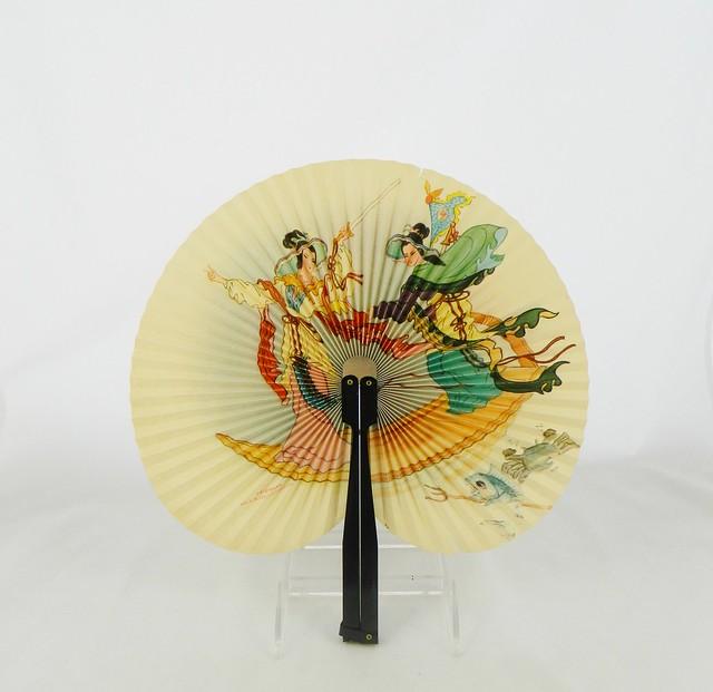 oriental hand fan