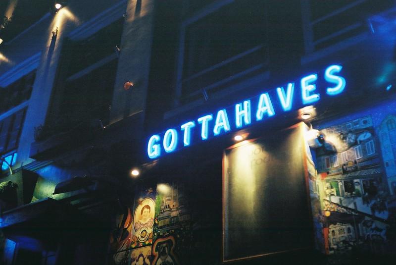 Gottahaves