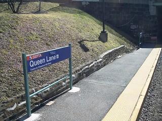 Queen Lane