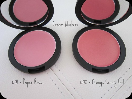 dainty doll cream blush