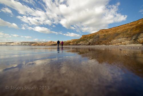 Isle of Wight Beach Walkers
