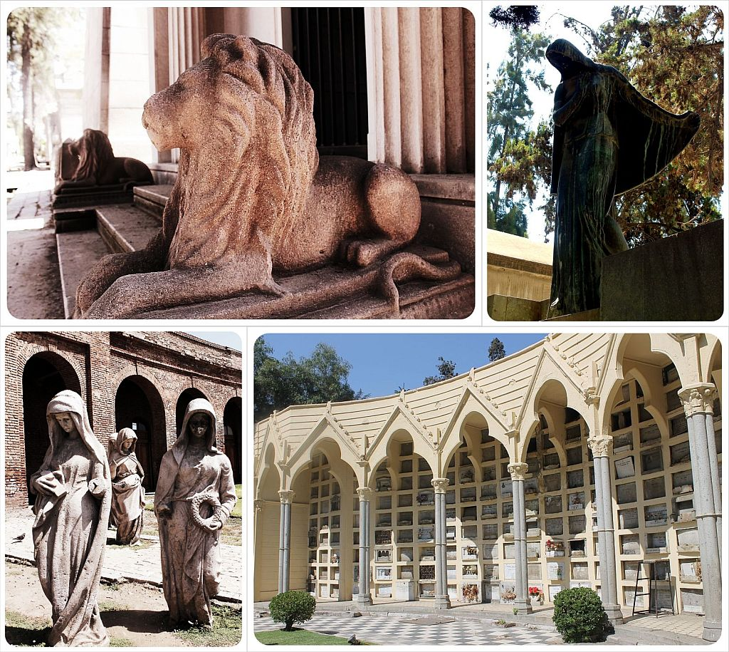 Santiago Cementerio General images
