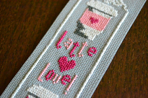 latte love xstitch
