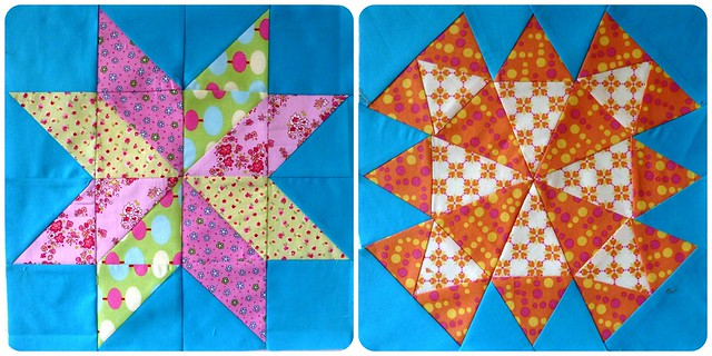 Terri's star blocks