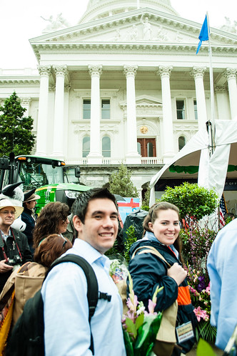 Food, Farm, & Environmental Policy in California: Spring Break 2013