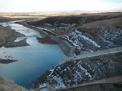 St. Mary's Dam Project Southern Alberta