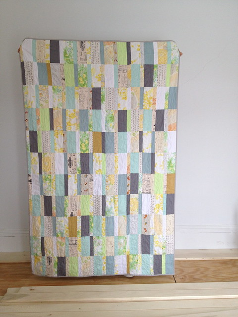 plain spoken low volume quilt