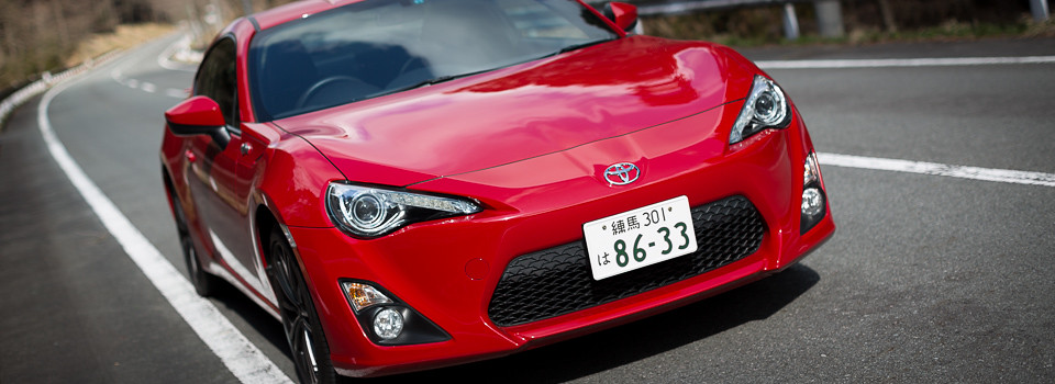 Toyota FT-86 Limited