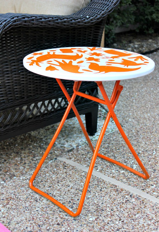 Hi Sugarplum DIY Otomi Table (7)