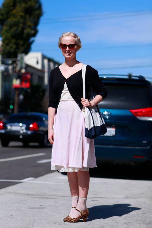 eleanor_val street style, street fashion, women, Valencia Street, San Francisco,