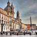 Piazza Navona, una bella plaza muy apreciada por el Papa Francisco