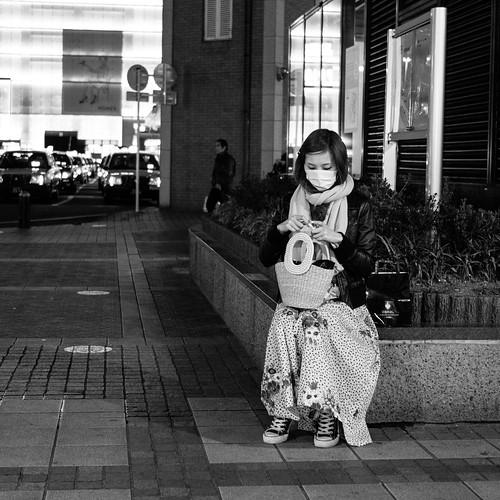 Sneakers. Yokohama by KaraNagai