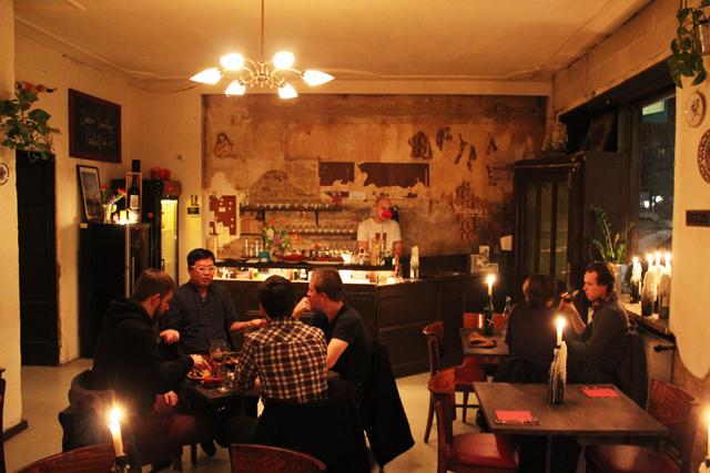 Restaurant Feliu in Neukölln