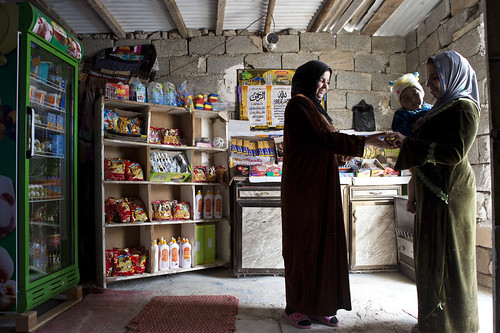 Iraq: Helping widows and disabled people start small businesses (photo 10/14)