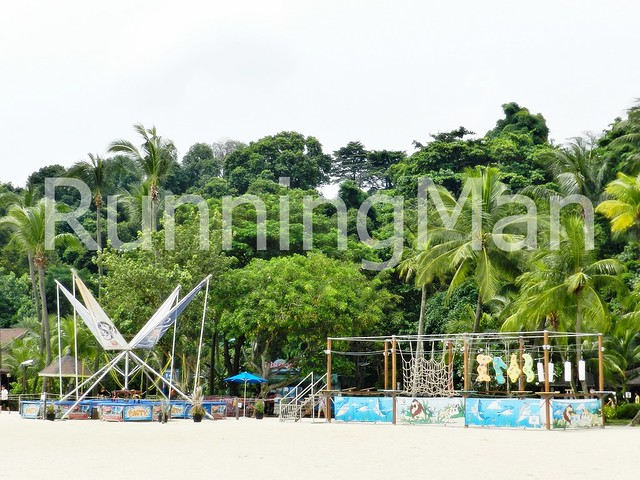 Sentosa Siloso Beach 02