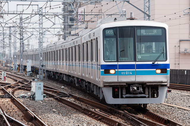 東京メトロ東西線05系 14F