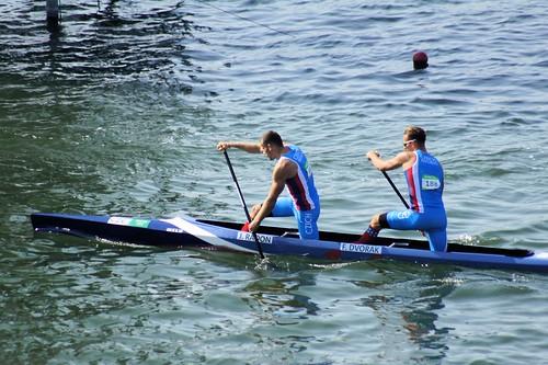 Rio 2016. Canoagem de velocidade/Canoe sprint