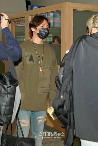 BIGBANG Gimpo to Jeju 2015-05-19 2015-05-19 01
