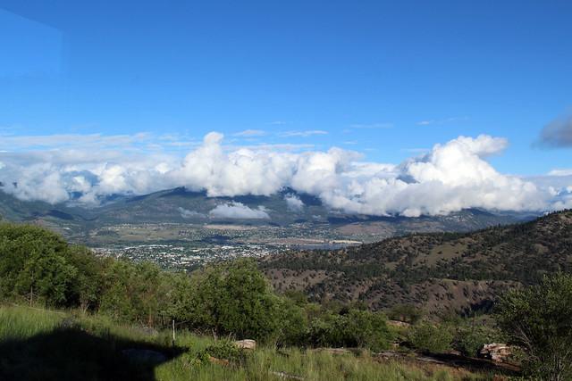 Okanagan Valley Penticton View