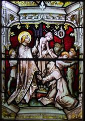Christ raises Jairus's daughter from the dead