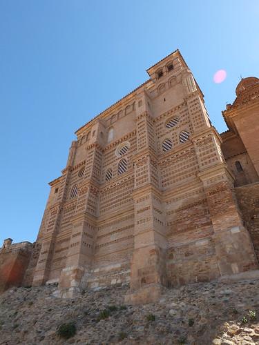 Iglesia de Nuestra Señora del Castillo - Fachada posterior 2