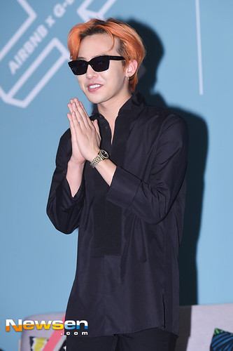 G-Dragon - Airbnb x G-Dragon - 20aug2015 - Newsen - 09