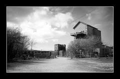 East Pool Mine [Olympus OM10]