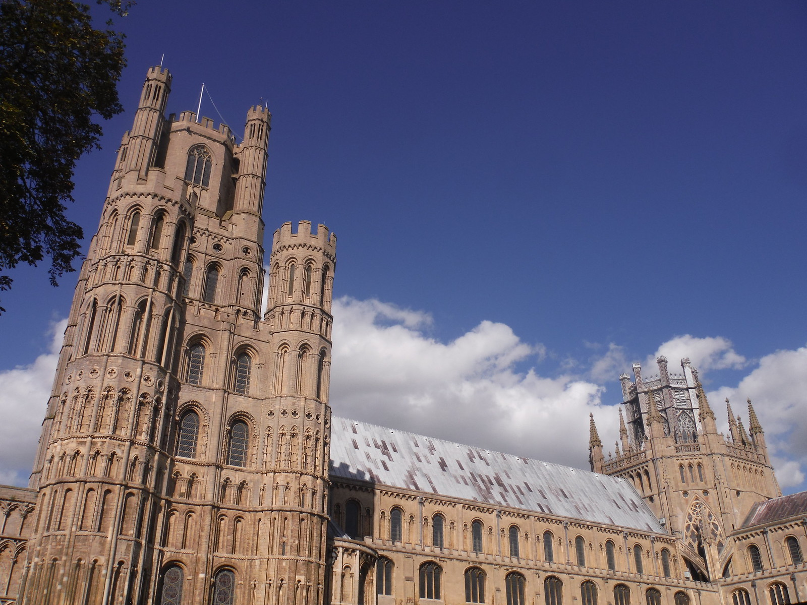 Ely Cathedral SWC Walk 118 Ely Circular