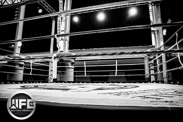 WFC 59 September 16th, 2016 Boxing at the Belle Of Baton Rouge