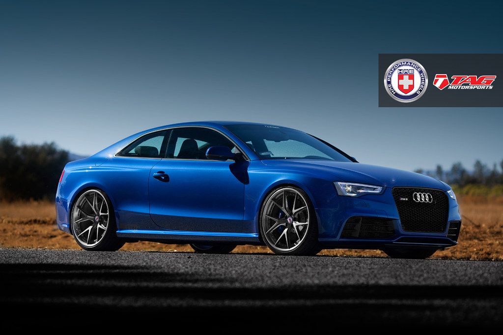 Tag Motorsports Audi Rs5 Hre Wheels New S101