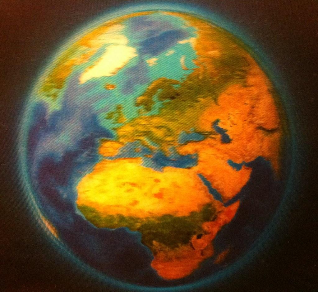 Holograma terrestre 6/365