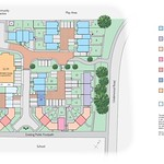 Site Plan courtesy of Bellway