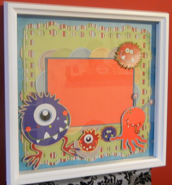 monsters shadowbox