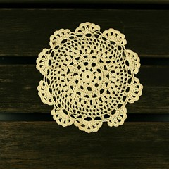 lace, art, pattern, textile, doily, tablecloth, design, crochet, circle,