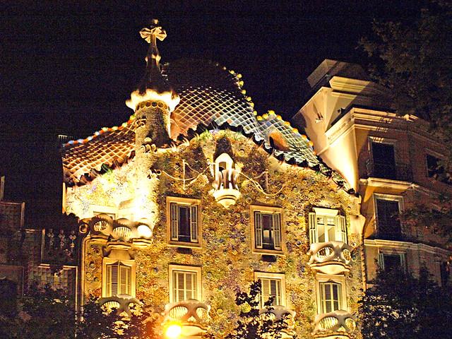 Casa Battlo, Barcelona