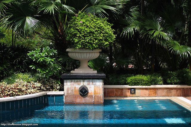 Relaxation Station Pool Lounge: Grand Park City Hall : A Hidden Gem