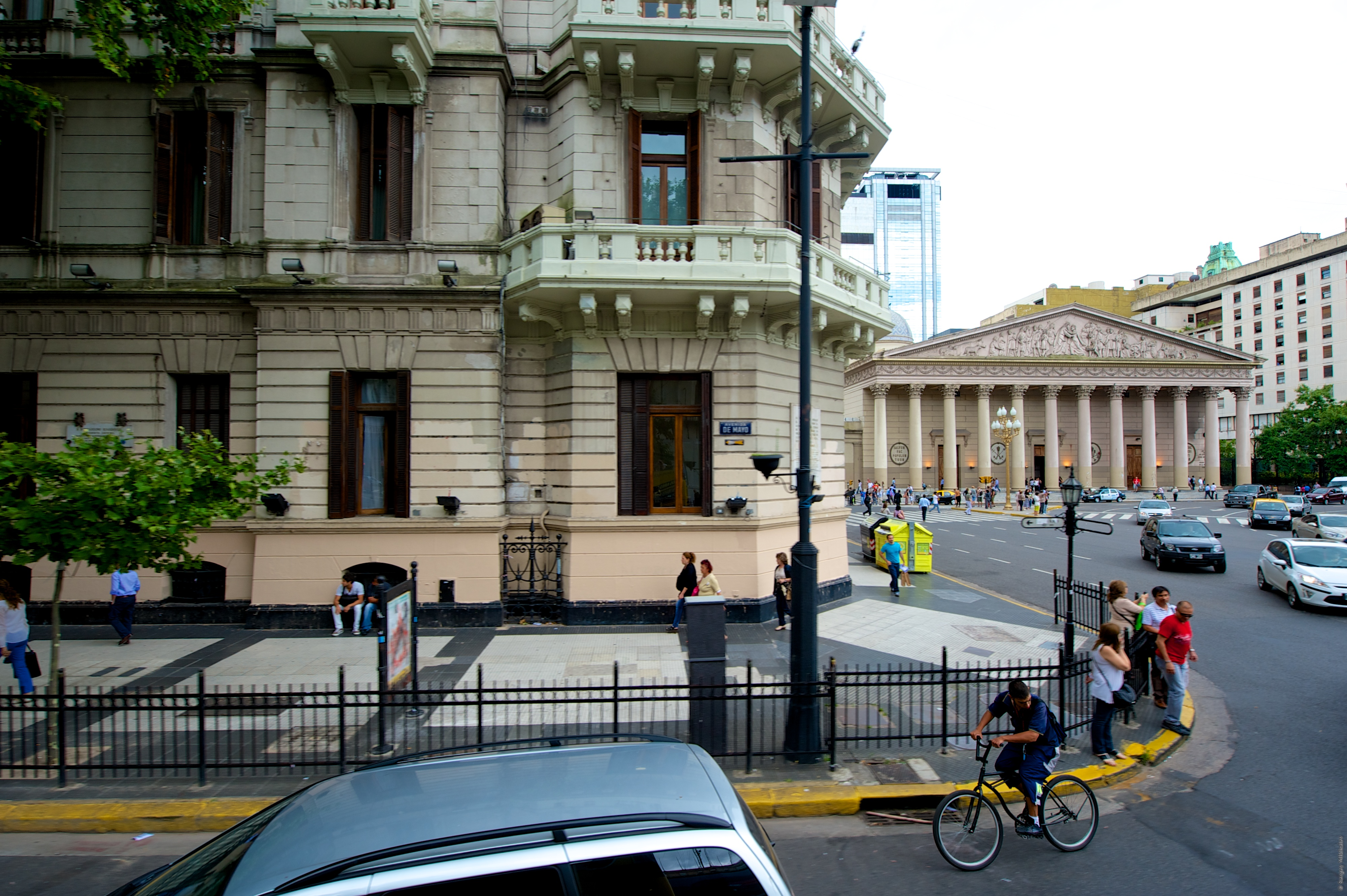 Buenos Aires: la París de América
