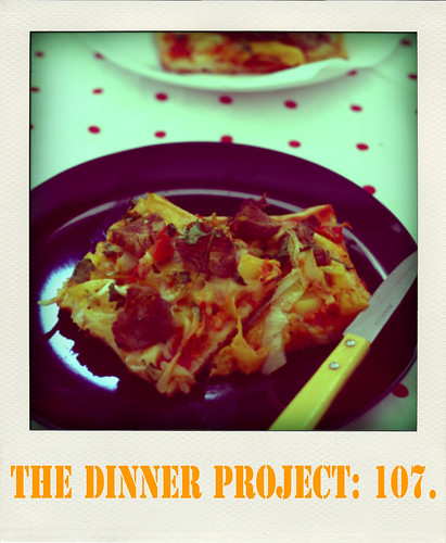 the dinner project: kw 2