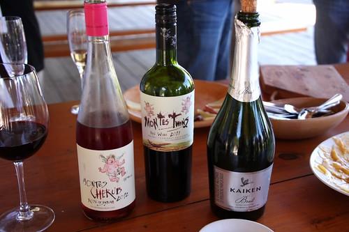 Montes wines