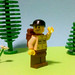 Lego'd: David by mallardine