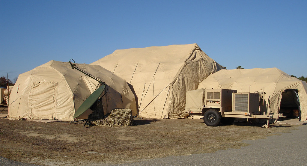 DRASH-Military-Tents-2 & DHS Systems LLCu0027s most recent Flickr photos | Picssr