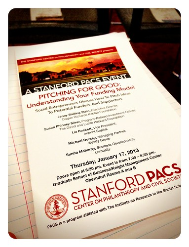 Stanford PACS program