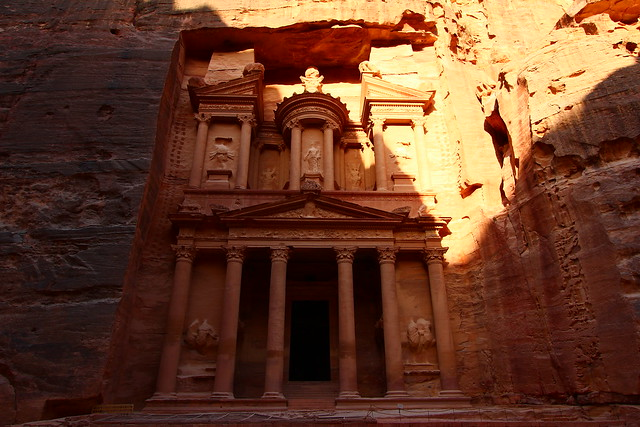Jordan: Exploring the Lost City of Petra