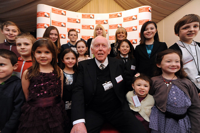 Children with Cancer 25th Anniversary Celebration at The House of Lords